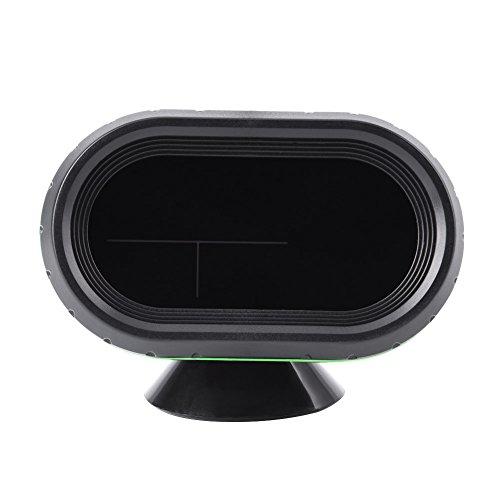 4 en 1 thermomètre de voiture voltmètre horloge automatique 12 V moniteur de tension LCD horloge réveil numérique température compteur de batterie