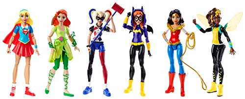 DC Comics DC Super Hero Girls Ultimate Collection 6 Action Figure