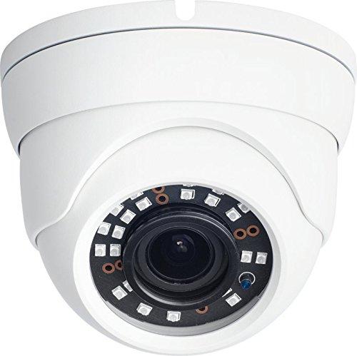 WBOX TECHNOLOGIES 0E-21D28WDR CCTV Eyeball Dome Camera - 2MP Infrared 2.8MM IP 67 H.265