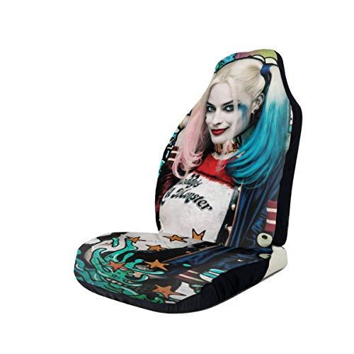 41oT3YQdZ4L Harley Quinn Seat Covers