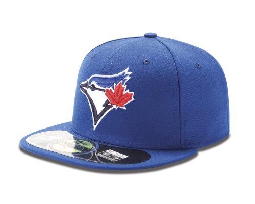 New Era MLB Game Authentic Collection On Field 59FIFTY Gorra Ajustada, Hombre, 70194985, Azul Cobalto, 6 7/8