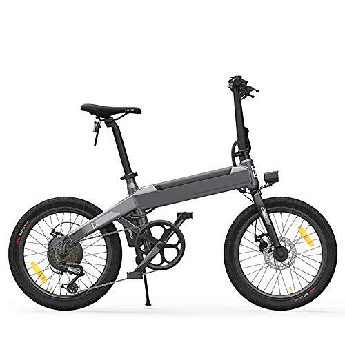 CARACHOME Bicicleta eléctrica Plegable para Adultos, Bicicletas con ciclomotor eléctrico de 25...