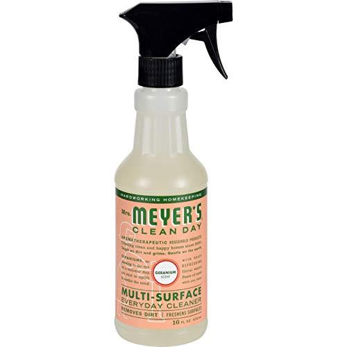 Mrs Meyer's Clean Day Reinigungsmittel, Geranie, 473 ml (13441)