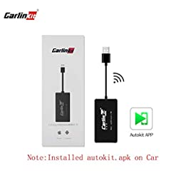 1, [NOTE: If your Car Radio can't install the APK, you can't use my product. ]- Carplay dongle can be run through the app, Only your Android Car Radio successfully installs AutoKit.apk to make the dongle work. 2, AutoKit APK - you can install before ...