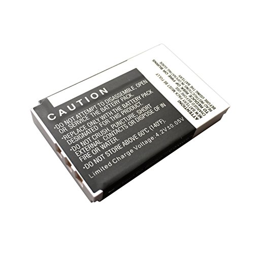 ABC Products® Ersatz Logitech Remote Control/Fernbedienung Akku/Batterie für Harmony 915, 1000, 1100, 1100i, Squeezebox Duet Controller, C-RL65, C-LR65, K398, L-LU18 Universal Ultimate Remotes