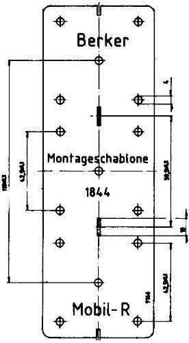 Hager 91844 - Lichtschalter (10 Stück(e))