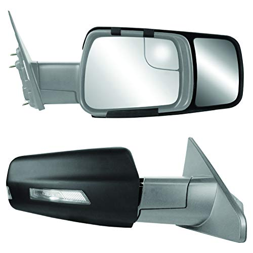 Fit System 80730 Towing Mirrors