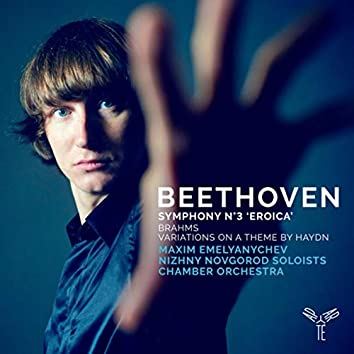 Beethoven: Symphony No. 3 - Brahms: Variations on a Theme by Haydn