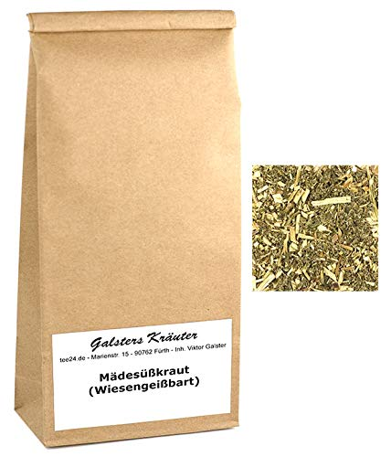100g Mädesüßkraut Mädesüß-Tee Geißbart Wiesengeißbart   Galsters Kräuter