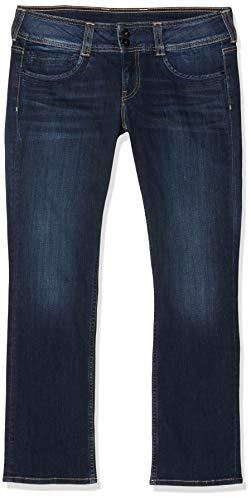 Pepe Jeans Damen Skinny Jeans, Blau Denim H06, 33W