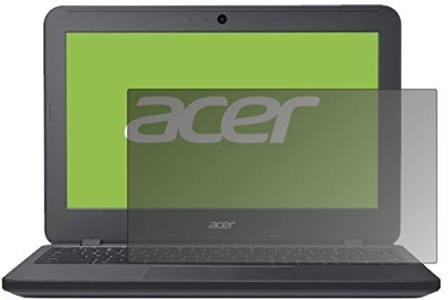 dipos I Blickschutzfolie matt kompatibel mit Acer Chromebook 11 N7 Sichtschutz-Folie Bildschirm-Schutzfolie Privacy-Filter