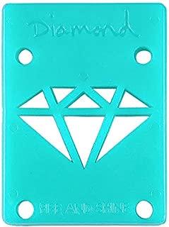 Diamond Teal Riser Pads 1/8