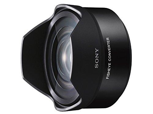 Sony VCL-ECF2 Convertitore Fisheye per Sony SEL-16F28 e SEL-20F28, Mirroless Full-Frame, Attacco E, VCLECF2