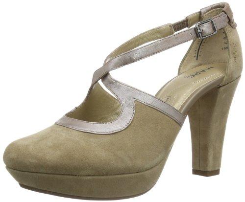 Marc Shoes Venus 1.408.30-21/260, Damen Pumps, Grau (Taupe 260), EU 40 (UK 6.5)