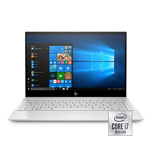 "HP Envy 13"" Thin Laptop W/ Fingerprint..."