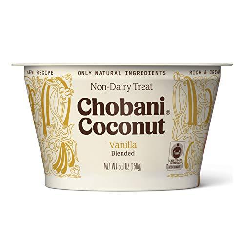 Chobani Non-Dairy, Coconut Blend, Vanilla 5.3oz