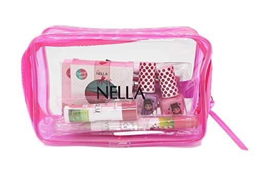 MISS NELLA Tasche DER Wunder Das perfekte Geschenkset für Kosmetiktaschen für Mädchen, die Sich wie eine Mama verkleiden wollen