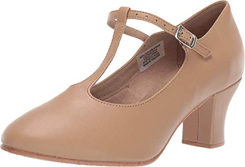 Top 10 best selling list for bloch chord t-strap character shoe with 2 heel