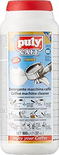 Puly Caff 950010 Kaffeefettreiniger, Weiß, 900 g