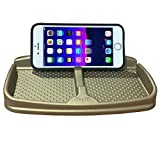 Topfit Anti-Slip Car Dash Grip Pad for Cell Phone,Keychains,Sun Glasses,Stand...
