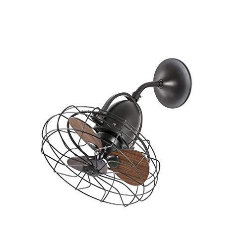 Faro Keiki plafondventilator bruin