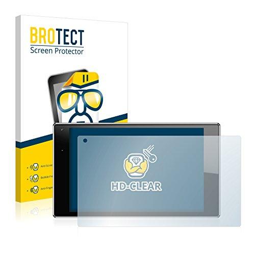BROTECT Schutzfolie kompatibel mit Odys Winpad X9 (2 Stück) klare Bildschirmschutz-Folie