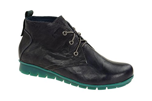 Think! Damen Stiefeletten 1-81074-84 blau 295536