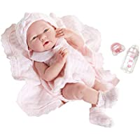 Jc Toys Anatomically Correct Real Girl Baby Doll