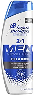 Head & Shoulders 2-in-1 Men Full & Thick, 12.8oz Each