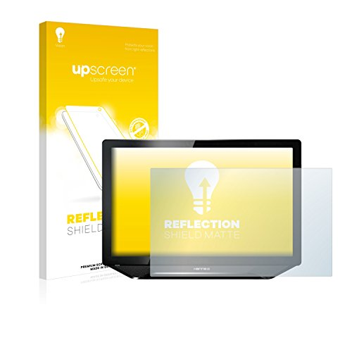 upscreen Entspiegelungs-Schutzfolie kompatibel mit Hanns.G HT231HPB – Anti-Reflex Displayschutz-Folie Matt