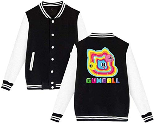 Phyllis Odelia Uomos The Amazing World of Gumball T-Shirt XXXXL