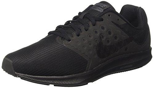 Nike Men's, Downshifter 7 Running Sneaker Black 10 M