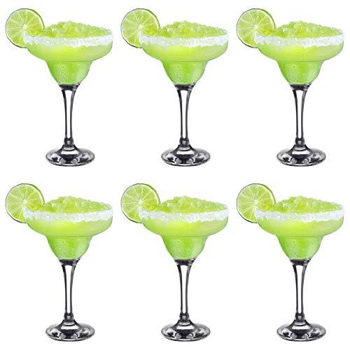 Vasos de cóctel Copas Margarita - 295ml - 6 unidades