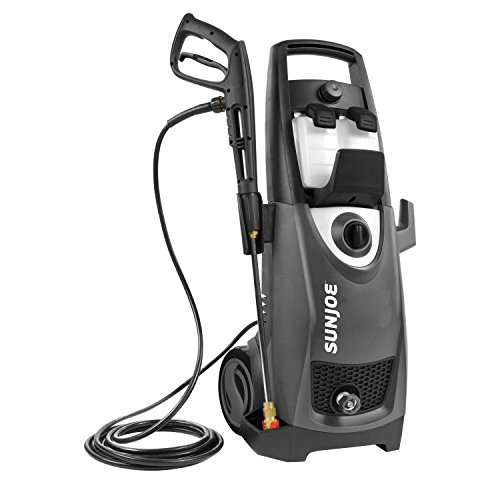 Sun Joe SPX3000-BLK Pressure Joe 2030 PSI 1.76 GPM 14.5-Amp Electric Pressure Washer, Black