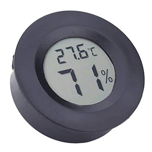 Naisde TERMOMETRO TERMOMETRO TERMOMETRO TERMOMETRO LCD Digital Termoidrotermometro Electronal Outdoor Outdoor Sports Meter Misuratore Temperatura Manometro Prodotti per la casa
