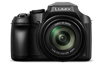 20 mm Weitwinkel und 60x Zoom - 20 - 1200 mm, F2.8-5.9 4K Foto-& Video-Funktion - 4K Foto mit 30 B/s, Post Focus & Focus Stacking, 4K Video 30p WiFi Funktion - u.a. Fernsteuerung und Backup Hochauflösender Sucher - 1,2 Megapixel Speichermedium: Kompa...