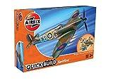Airfix Quick Build Spitfire Kit Modelo plástico de avión