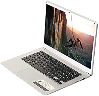 【持ち運び便利/Office付き】1.3kg薄型軽量高性能ノートパソコン Office 2010搭載 高速Intel Z8350静音CPU メモリ2GB 5時間長時間駆動 無線LAN内蔵 6G RAM Windows10 14インチノートPC ...