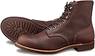 Red Wing Heritage Iron Ranger 6-Inch Boot, Oro Russet, 9 D(M) US (B002MAV9DS) | Amazon price tracker / tracking, Amazon price history charts, Amazon price watches, Amazon price drop alerts