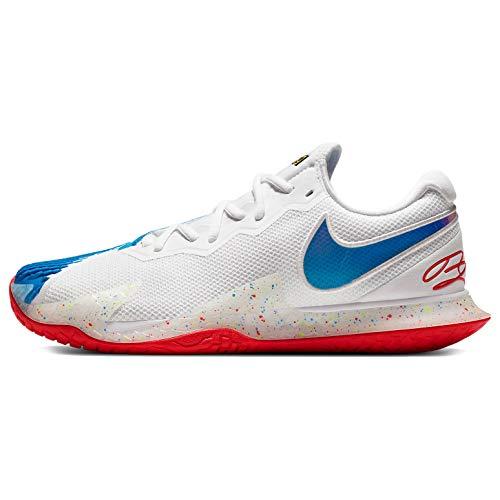 Nike Air Zoom Vapor Cage 4 Hc Hard Court Tennis Shoe Mens Cd0424-101 Size 7