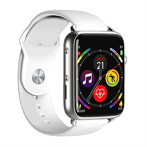 TCHENG WiFi 4G Smart Watch Orologio da 1,88 Pollici Touch Screen, Frequenza cardiaca Impermeabile, Multi-Funzionale Unisex 4G + Plug-in Plug-in Plug-in, Full Netcom Outdoor Running Smart Watch