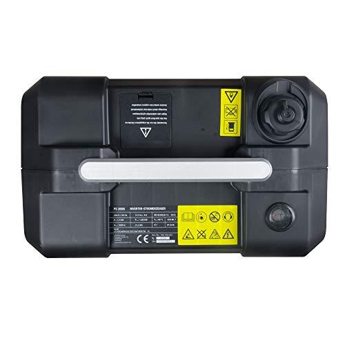 Matrix Inverter Groupe électrogène essence silencieux 4 temps 2000 W pour camping et garage