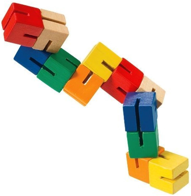 Wooden Puzzle Fidget 6 Pack by Maxim