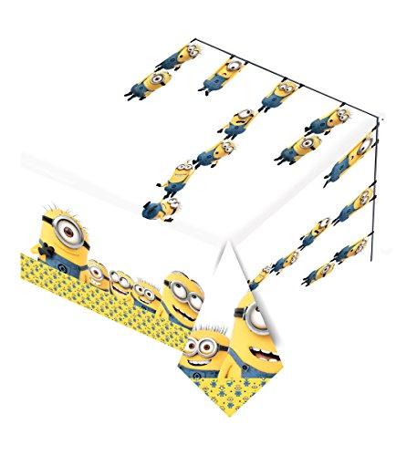 Amscan International Minions Party Tischdecke - 1,8 x 1,2 m groß