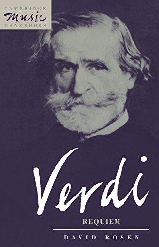 Verdi: Requiem (Cambridge Music Handbooks) (English Edition)