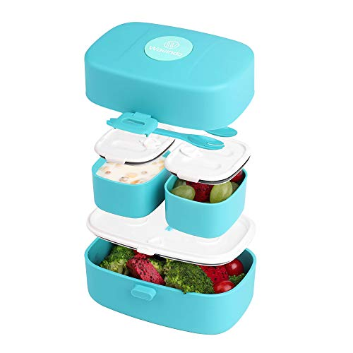Waggind Stacking Bento Box Lunch Box