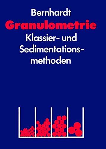 Klassier- und Sedimentationsmethoden
