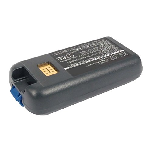 Lowest Price! Exell EBS-CK3X Li-Ion 3.7V 5200mAh Battery Fits Intermec CK3, CK3A. Replaces Cameron S...