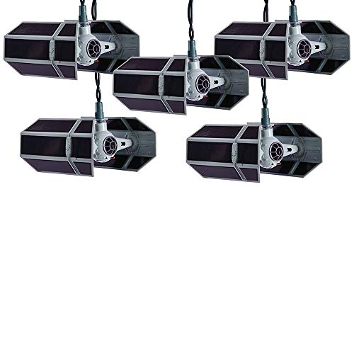 Kurt Adler UL 10 Star Wars TIE Fighter Light Set
