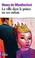Ville Dont Le Prince (Folio)